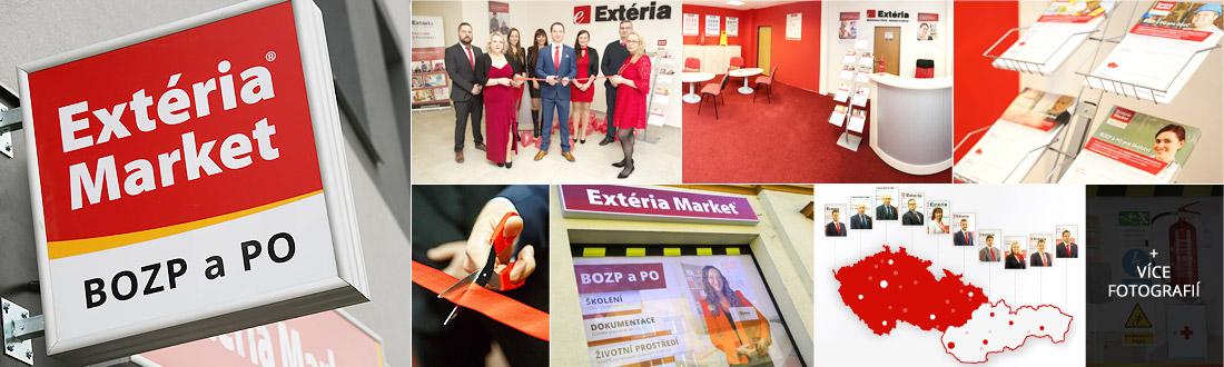 Vítejte v Exteria Marketu